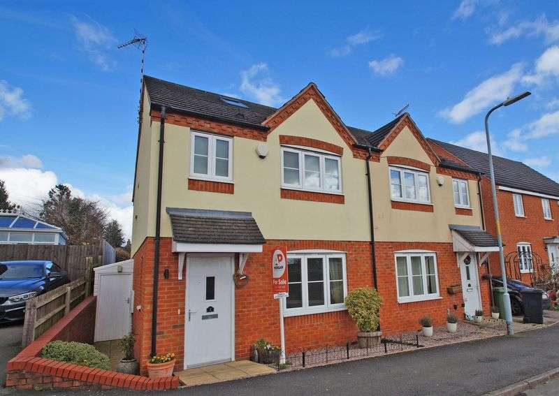 3 Bedrooms Property for sale in Joseph Perkins Close Astwood Bank, Redditch