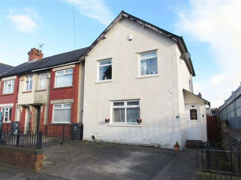 Property for sale in Pen Y Garn Road Ely Cardiff CF5 4BW