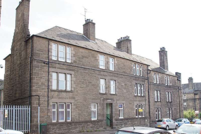 2 Bedrooms Flat for rent in Morgan Place, Dundee DD4