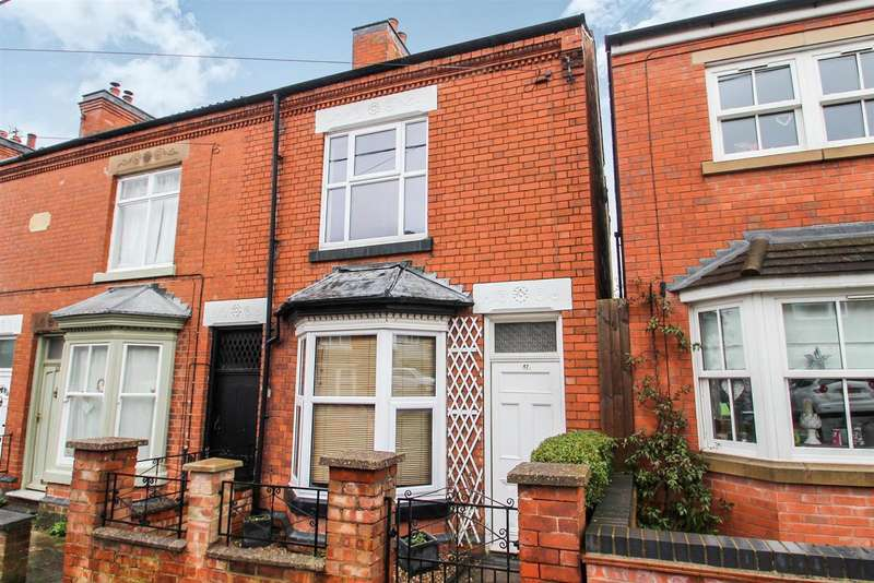 2 Bedrooms Terraced House for sale in Danvers Road, Mountsorrel, Loughborough