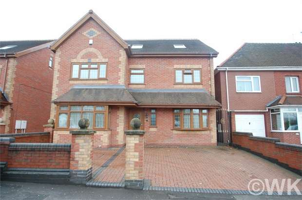 6 Bedrooms Detached House for sale in Dudley Street, WEST BROMWICH, West Midlands