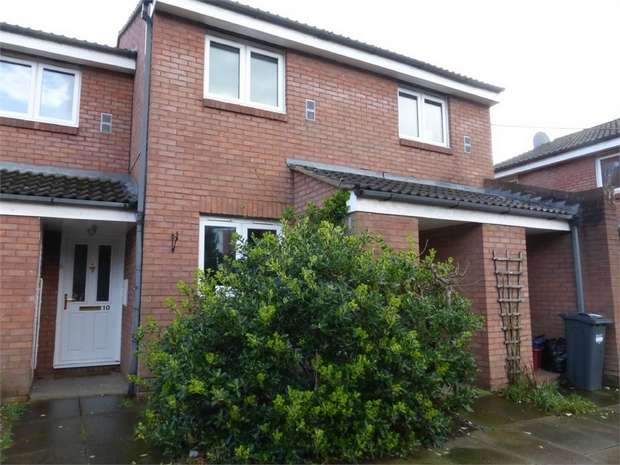 2 Bedrooms Maisonette Flat for sale in Beechen Cliff Way, Isleworth, Middlesex