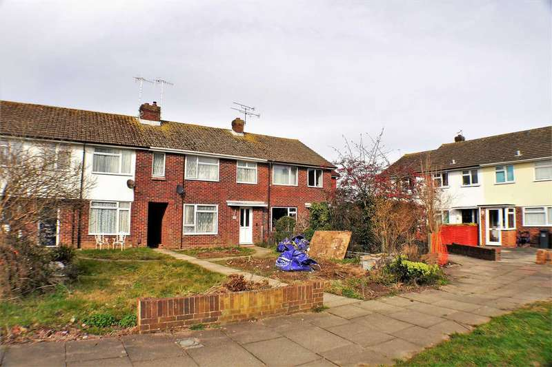 3 Bedrooms Terraced House for sale in Chesterfield Road, Worthing
