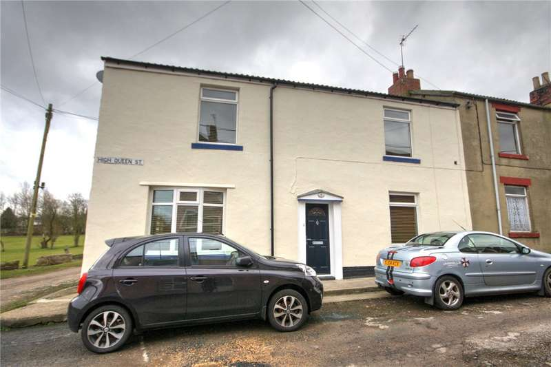 3 Bedrooms End Of Terrace House for sale in High Queen Street, Witton Park, Bishop Auckland, DL14