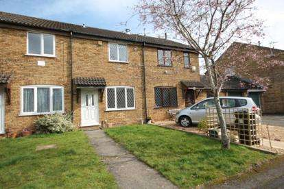 2 Bedrooms Terraced House for sale in Stirling Close, Yate, Bristol, Gloucestershire