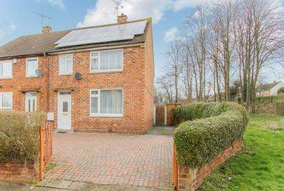 3 Bedrooms Semi Detached House for sale in Davenport Road, Leicester