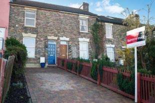 3 Bedrooms Terraced House for sale in Sidney Road, Rochester, Kent