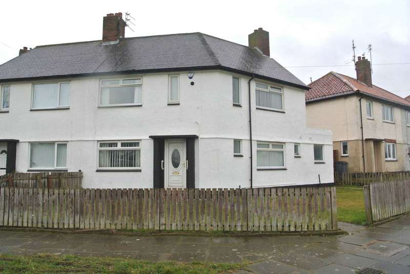 3 Bedrooms Semi Detached House for sale in Bathurst Avenue, Blackpool, FY3 7RL