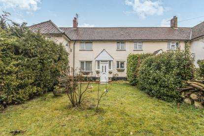 3 Bedrooms Terraced House for sale in Wrantage, Taunton, Somerset