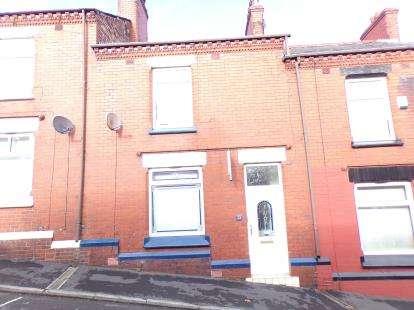 2 Bedrooms Terraced House for sale in Cowley Street, St. Helens, Merseyside, WA10