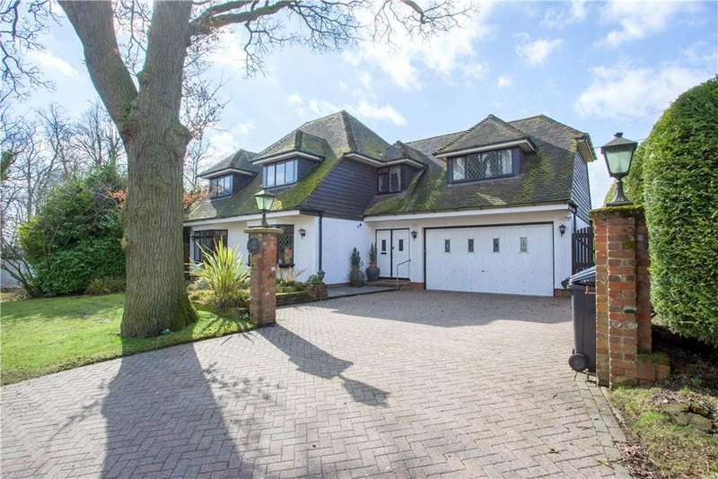 4 Bedrooms Detached House for sale in Sparrows Lane, Hatfield Heath, Bishop's Stortford, CM22