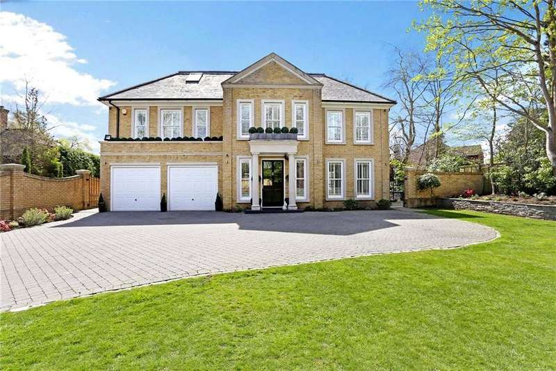 6 Bedrooms Detached House for sale in Littleworth Lane, Esher, Surrey, KT10
