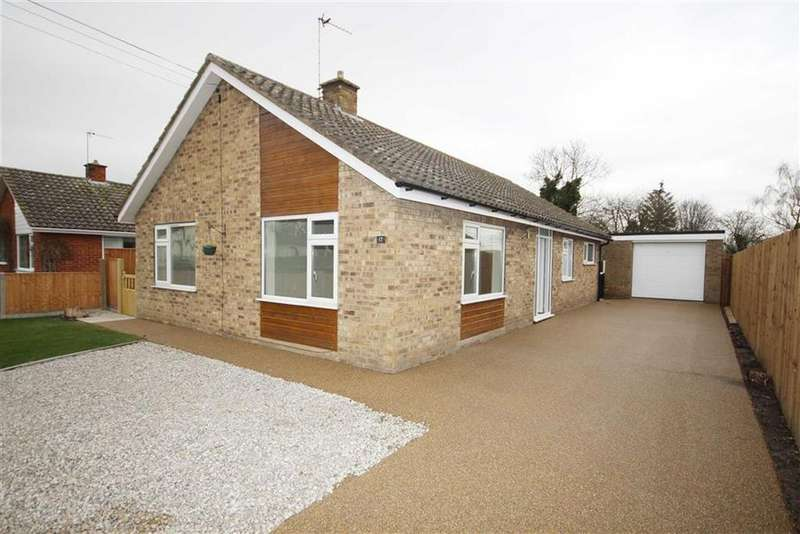 3 Bedrooms Detached Bungalow for sale in Stow Road, Willingham By Stow, Gainsborough, Lincolnshire