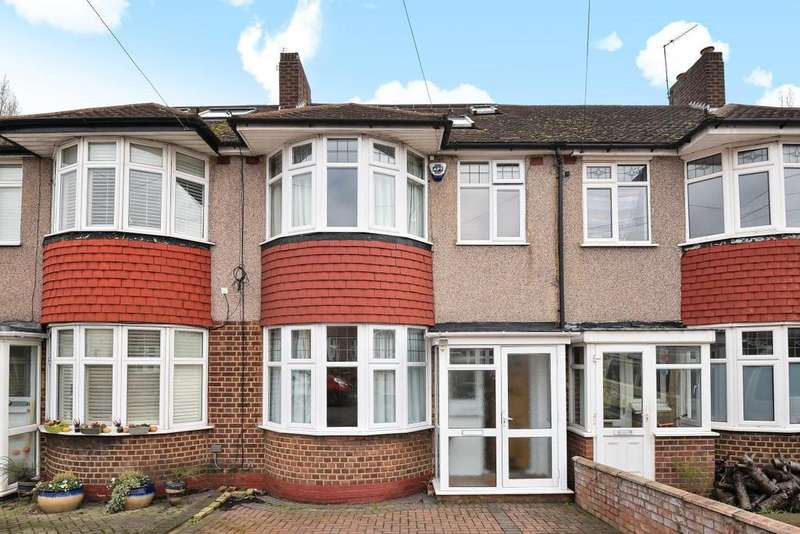 4 Bedrooms Terraced House for sale in Datchet Road, Catford