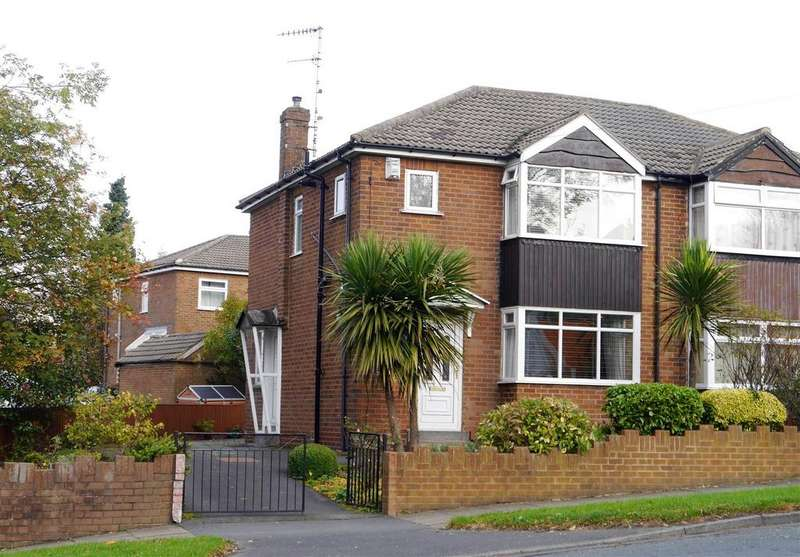 3 Bedrooms Semi Detached House for sale in Clayton Road, Clayton, BD7 2RA