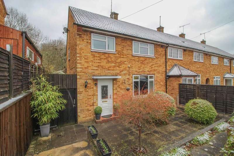 3 Bedrooms End Of Terrace House for sale in Dumfries Close, South Oxhey