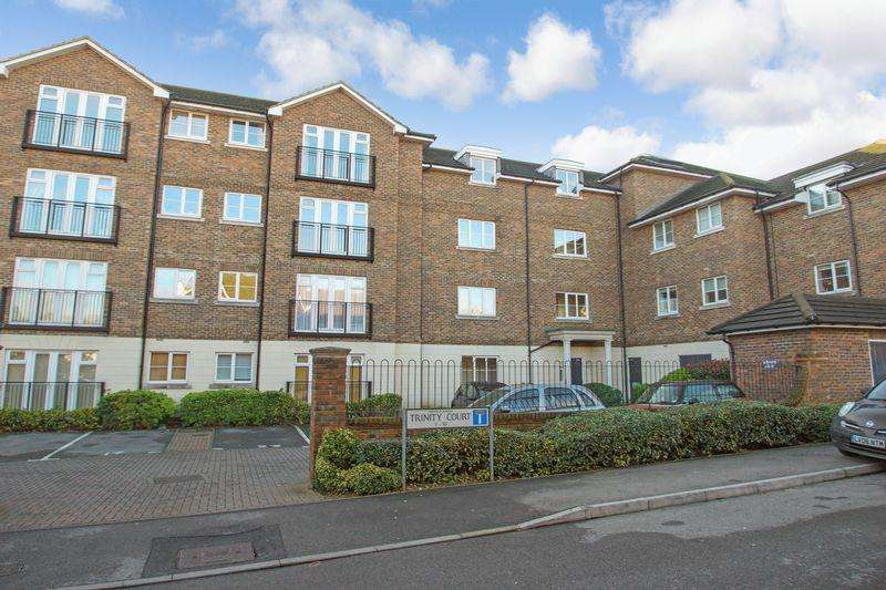 2 Bedrooms Apartment Flat for sale in Baker Crescent, Dartford
