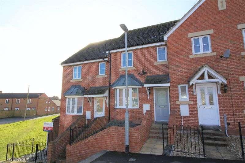 2 Bedrooms Property for sale in Riverside Close, Bridgwater