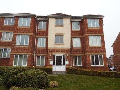 2 Bedrooms Flat for sale in Pavior Road, Nottingham, Nottinghamshire