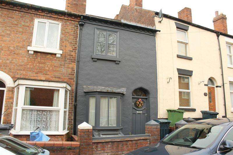 3 Bedrooms Terraced House for sale in Severn Street, Castlefields, Shrewsbury, SY1 2JA