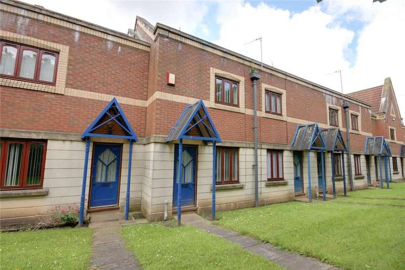 2 Bedrooms Terraced House for sale in Trinity Mews, Teesdale
