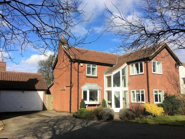 4 Bedrooms Detached House for sale in The Paddocks, Waltham On The Wolds, LE14