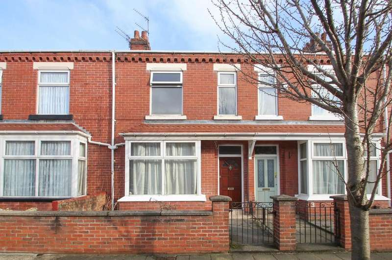 3 Bedrooms Terraced House for sale in South Lonsdale Street, Stretford, Manchester, M32