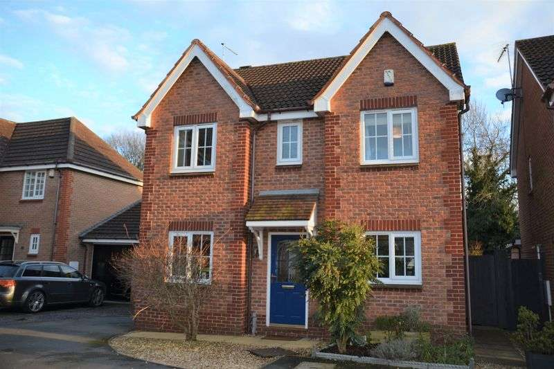 4 Bedrooms Property for sale in Rocket Close, Nottingham