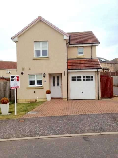 3 Bedrooms Detached Villa House for sale in Bruce Road, Dunfermline
