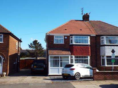 3 Bedrooms Semi Detached House for sale in Oak Lane, Whitefield, Manchester, Greater Manchester