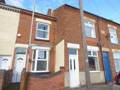 2 Bedrooms Terraced House for sale in Corporation Road, Leicester, Leicestershire