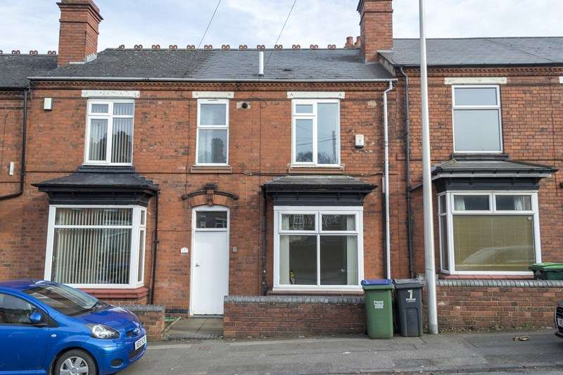 2 Bedrooms Terraced House for sale in Bury Hill Road, Oldbury
