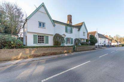 4 Bedrooms Detached House for sale in Thurlow, Haverhill, Suffolk