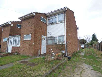 3 Bedrooms End Of Terrace House for sale in Rainham, Essex, .