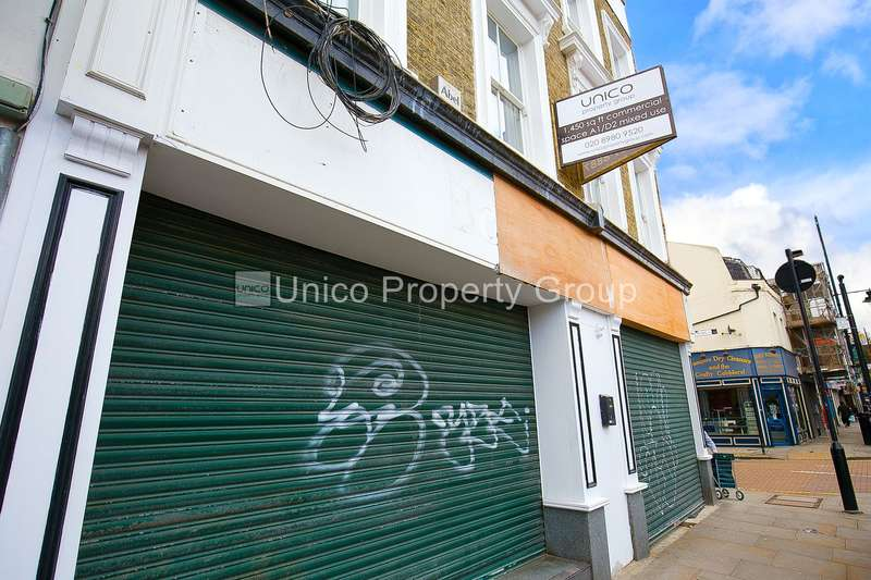 Commercial Property for rent in Roman Road, Bow, E3