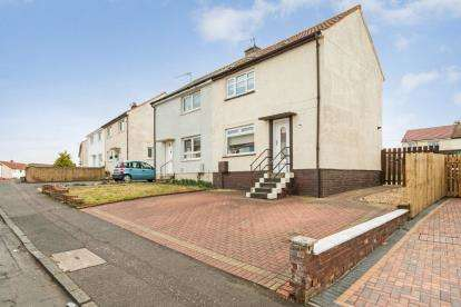 2 Bedrooms Semi Detached House for sale in Dunlop Terrace, Ayr
