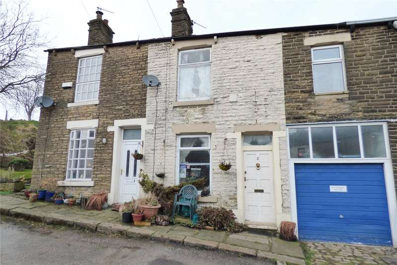 1 Bedroom Terraced House for sale in Rock Terrace, Mossley, Ashton-under-Lyne, Greater Manchester, OL5