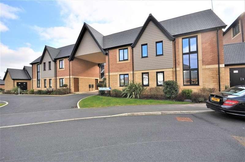 1 Bedroom Apartment Flat for sale in Gatehouse Mews, Lytham Quays, Lytham, Lancashire, FY8 5FW