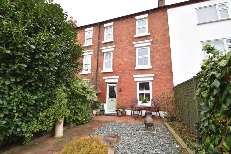 4 Bedrooms Terraced House for sale in Diglis Road, Worcester