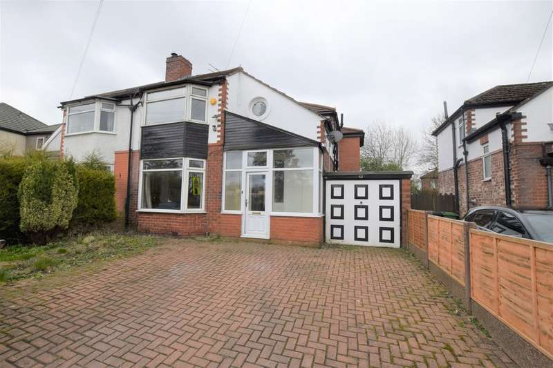 4 Bedrooms Semi Detached House for sale in Buckingham Road, Cheadle Hulme