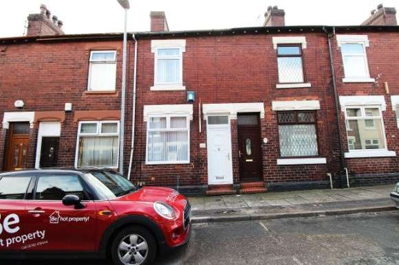 2 Bedrooms Terraced House for sale in 54 Burnley Street, Birches Head, Stoke-On-Trent