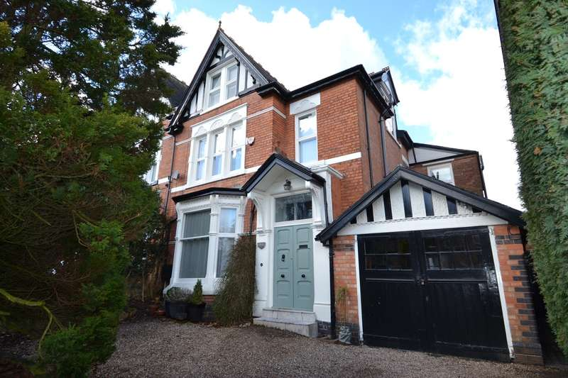 5 Bedrooms Semi Detached House for sale in Oakland Road, Moseley, Birmingham, B13
