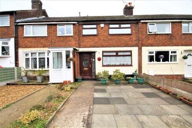 3 Bedrooms Terraced House for sale in Trent Street, Preston, PR3