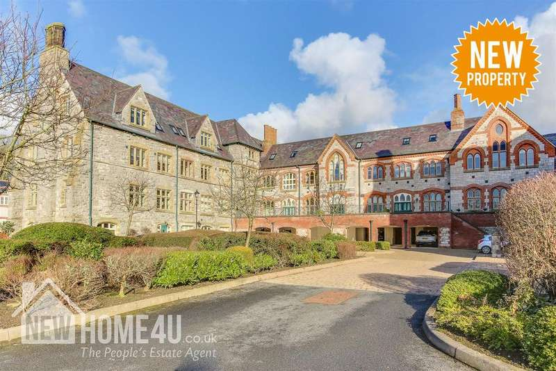 2 Bedrooms Apartment Flat for sale in St. Clares Court, Pantasaph, Holywell