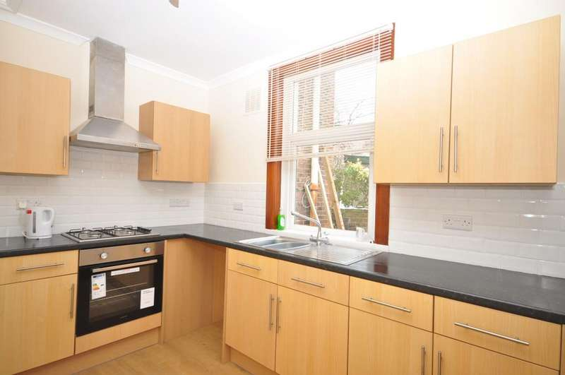 2 Bedrooms Terraced House for rent in Station Road Portsmouth PO3