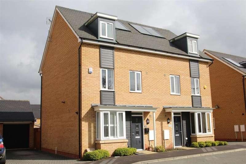 4 Bedrooms House for sale in Syward Row, Wolverton, Milton Keynes