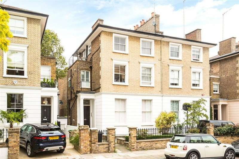 1 Bedroom Flat for sale in Clifton Hill, St John's Wood, London, NW8