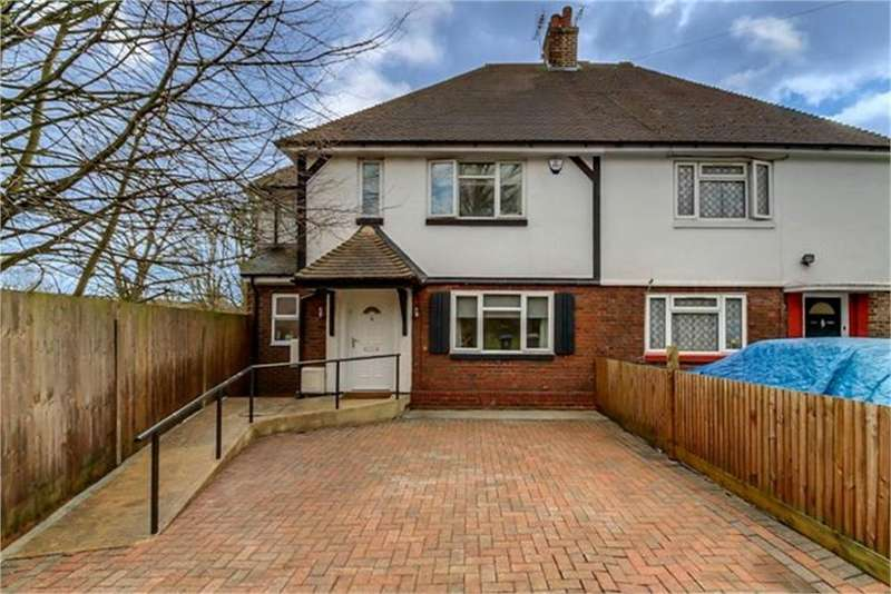 4 Bedrooms Semi Detached House for sale in Old Church Lane, London