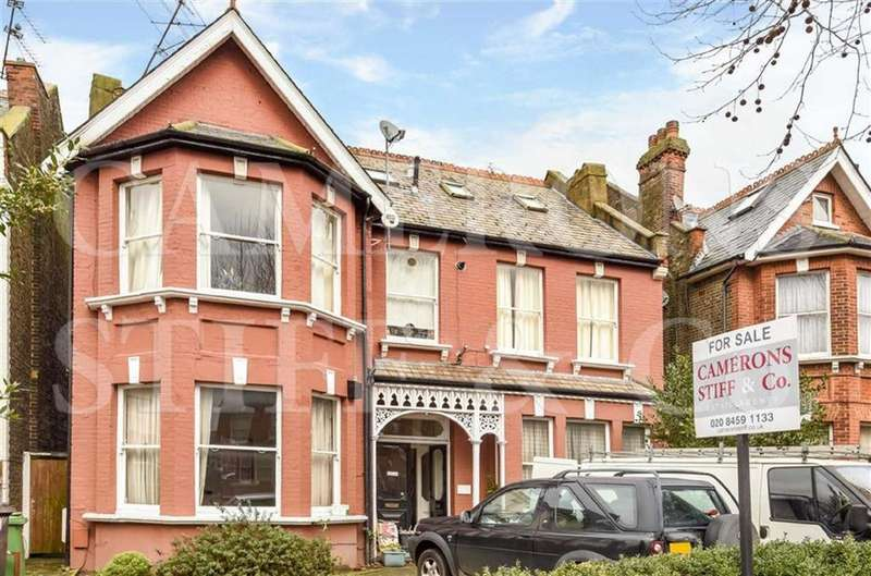 1 Bedroom Apartment Flat for sale in Walm Lane, Mapesbury, London, NW2