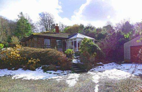 5 Bedrooms Detached Bungalow for sale in Bellwood Estate, Barnhill, Kinnoull, Perth PH2
